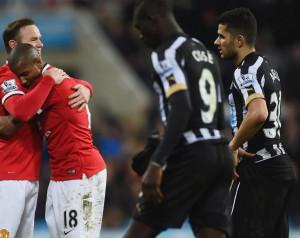 Fenntartaná jó mérlegét Newcastleben a United