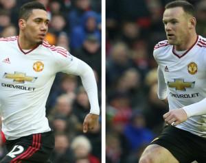 Smalling Rooney góllövõ formáját dicséri