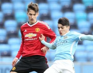 U18: Manchester City 2-0 United