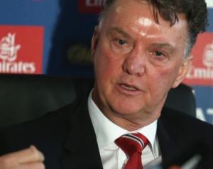 Van Gaal: Soha nem távoznék önként a Unitedtõl