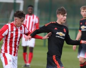 U18: Stoke 1-0 United