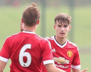 U18: United 2-0 Stoke City