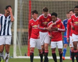 U18: United 3-0 West Brom