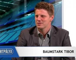 A hangadó: Baumstark Tibor