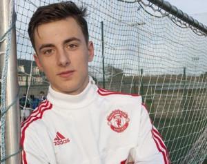 Újabb fiatalt igazolt a United