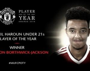 Év játékosa U21-ben: Cameron Borthwick-Jackson