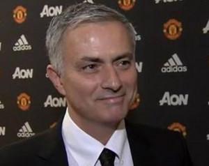 Mourinho elsõ interjúja menedzserként