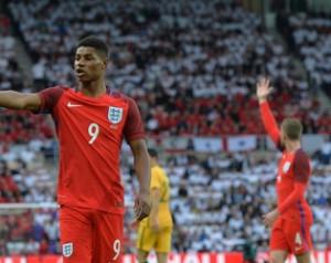 Fiatal Vörös Ördögök a korosztályos angol válogatottakban