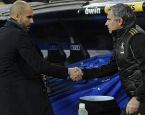 Mourinho nem foglalkozik Guardiolával