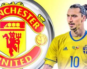 Zlatan Ibrahimovic útja a Unitedbe