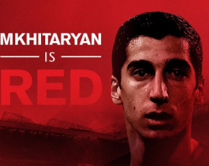 Hivatalos: Mkhitaryan a Unitedé