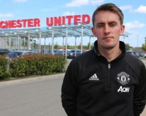 McKenna a United U18-as csapatának új edzõje