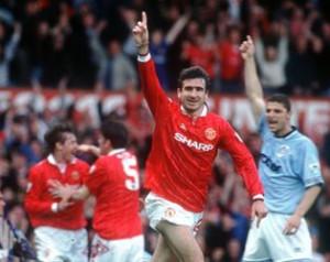 A United derbi-hõsei: Eric Cantona