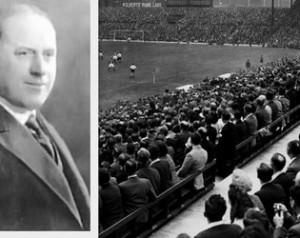 James W. Gibson: A férfi, aki megmentette a Unitedet