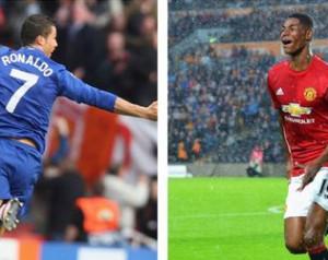 Ronaldo inspirálta Rashfordot