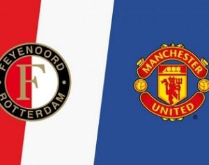 Feyenoord 1-0 Manchester United