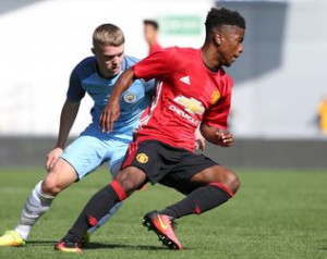 U18: United 2-2 Man City
