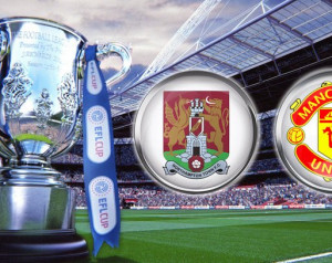 Northampton 1-3 Manchester United