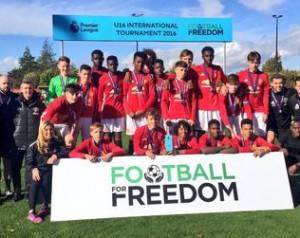 Tornát nyertek az U16-osok