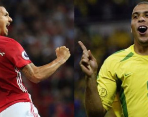 Zlatan: Ronaldo a legnagyobb