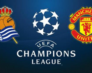 Real Sociedad 0-0 Manchester United