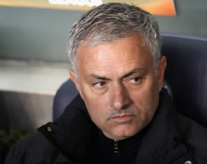Jose Mourinho csapata gondjairól