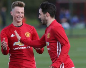 U18: United 4-1 Blackburn