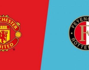 Manchester United 4-0 Feyenoord