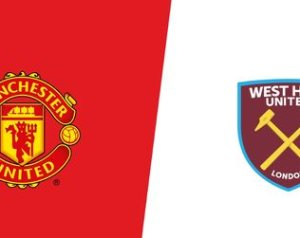 Manchester United 2-1 West Ham United