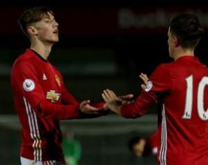 U23: United 3-2 Tottenham