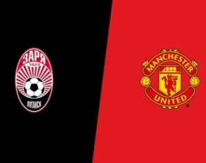 Beharangozó: Zorya Luhansk - Manchester United