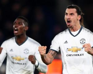 Pogba és Zlatan is élvezte a gyõzelmet