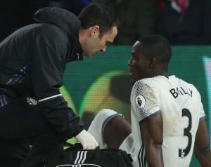 Bailly: Nem súlyos a sérülésem