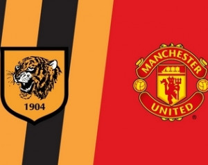 Hull City 2-1 Manchester United
