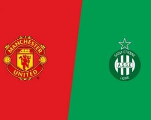 Manchester United 3-0 Saint-Etienne