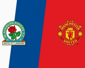 Blackburn Rovers 1-2 Manchester United