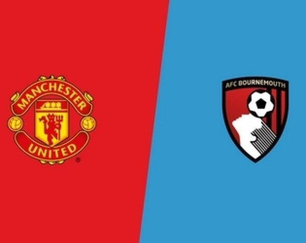 Manchester United 1-0 Bournemouth