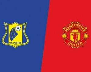 FC Rostov 1-1 Manchester United