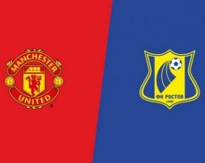 Manchester United 1-0 FC Rostov