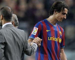 Ibrát még mindig a Guardiola felé érzett dühe tüzeli