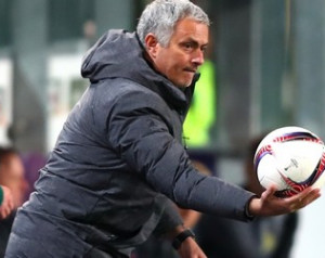 Mourinho az Anderlecht elleni döntetlenrõl