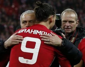 Mourinho ígérete Ibrahimovicnak