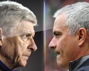 Wenger egy erõs United elleni harcra számít