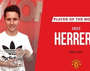 Herrera lett a hónap játékosa
