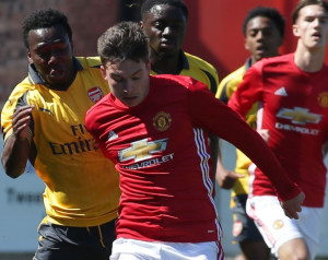 U18: United 0-3 Arsenal