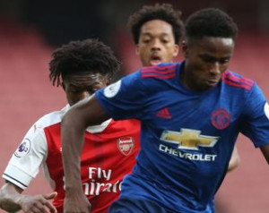 U23: Arsenal 2-2 United
