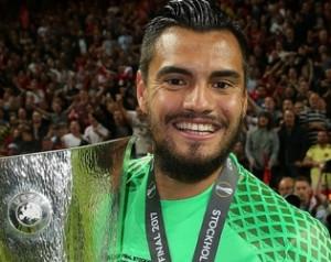 Romero elsõ számú kapus lenne