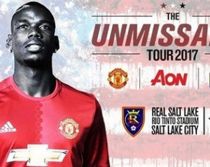 Real Salt Lake 1-2 Manchester United