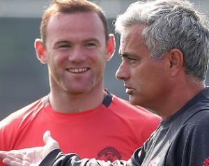 Mourinho: Rooney távozása érzelmes pillanat volt