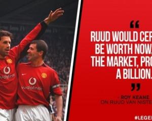 Keane: Ruud egymilliárdba kerülne